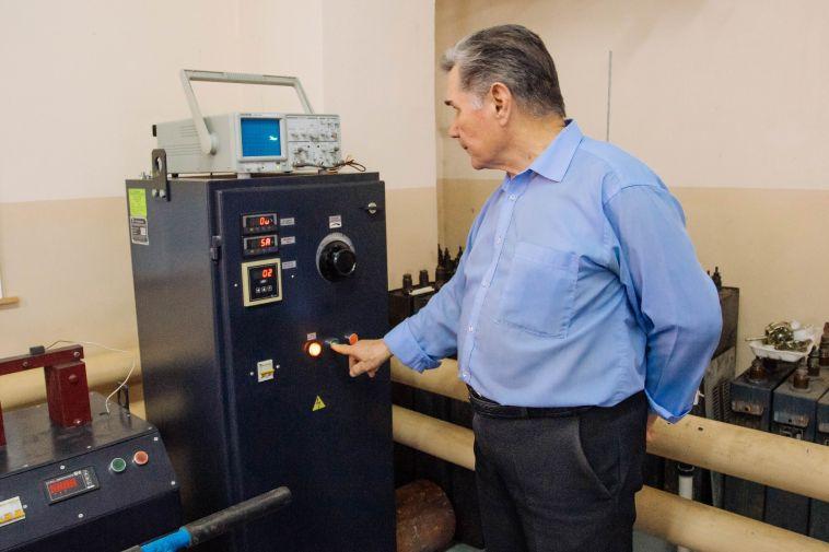 ВМГТУ собираются тестировать двигатели для космических комплексов
