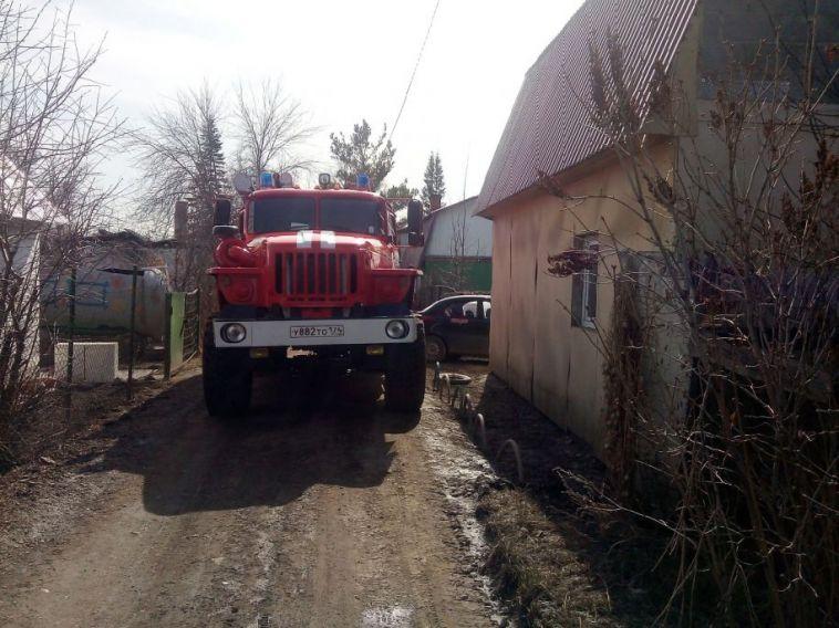 ВМагнитогорске следователи заинтересовались пожаром, вкотором погиб человек