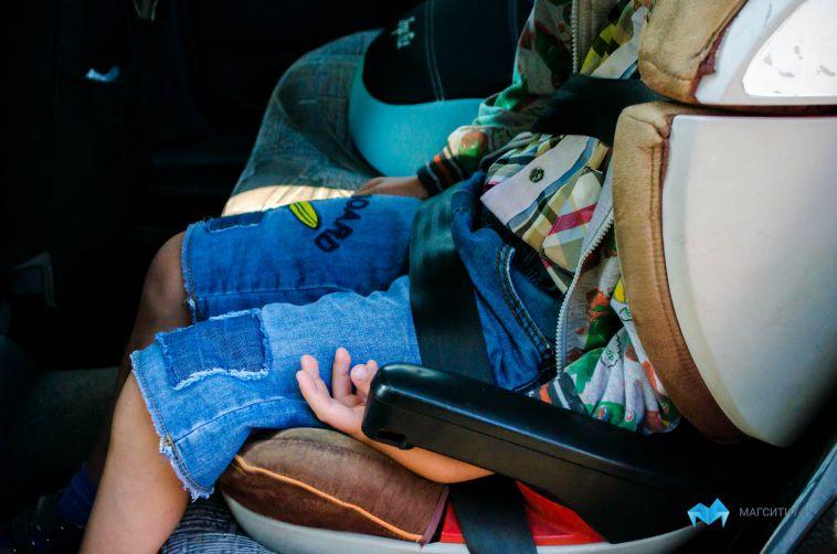 «Мой ребенок вбезопасности»: Госавтоинспекция проверит родителей-водителей