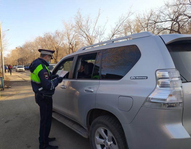 ВМагнитогорске 25 водителей пренебрегли безопасностью детей
