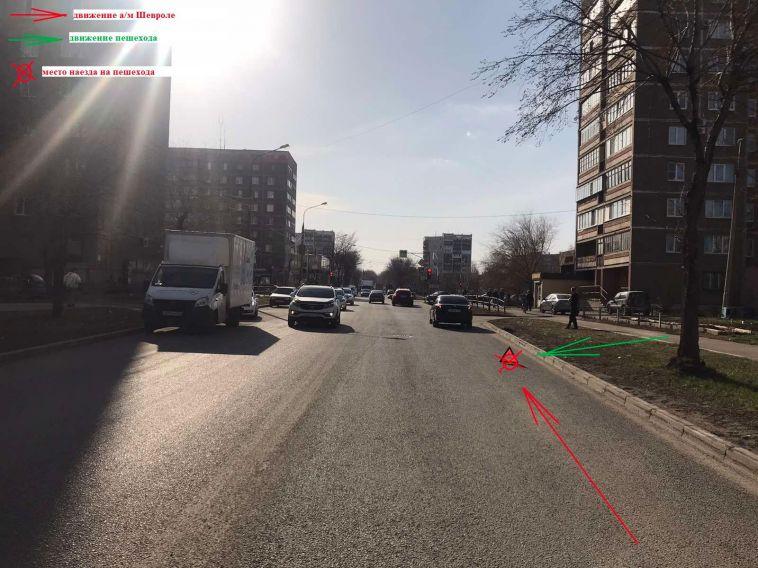 Два ребёнка в Магнитогорске попали под колёса авто, гуляя без взрослых