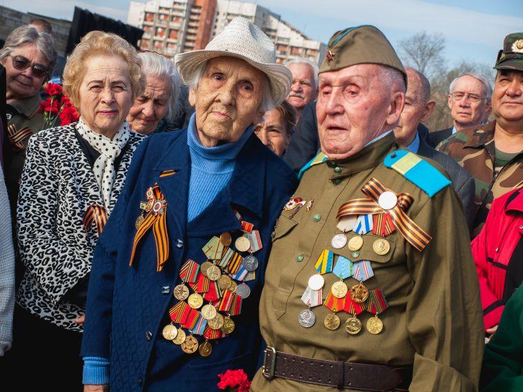 Более 500 ветеранов ВОВЮжного Урала получат выплату коДню Победы