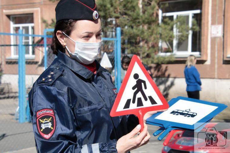 Снаступлением теплой погоды в Магнитогорске увеличилось ичисло ДТП сучастием детей