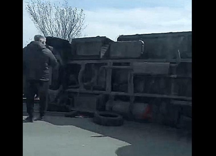 ВМагнитогорске нетрезвый водитель устроил ДТП искрылся