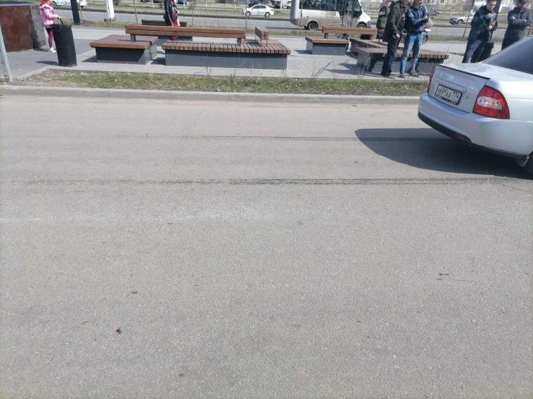 ДТП в Первомай: 5-летняя девочка попал под колёса авто, выбежав на дорогу