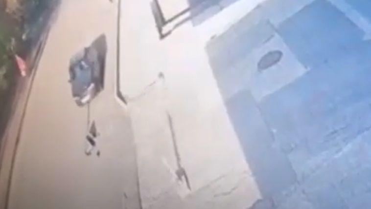 ВЧелябинске водительпроехал по голове лежащего на дороге пешехода