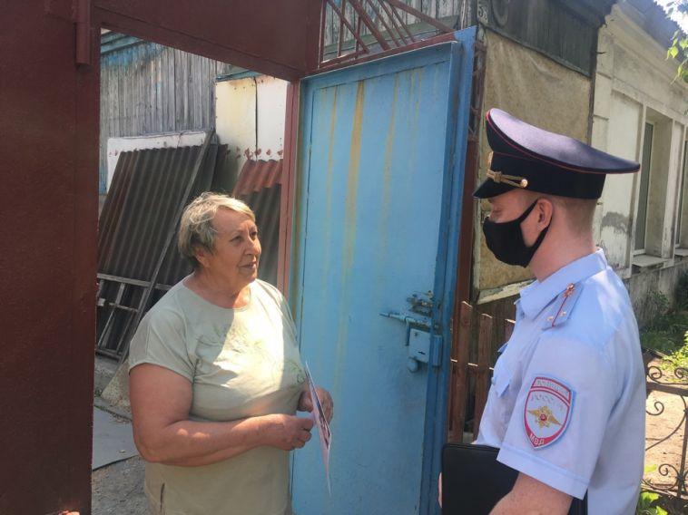 Профилактическая акция «Ваш участковый» вМагнитогорске завершилась. Много ли преступлений удалось пресечь полицейским?