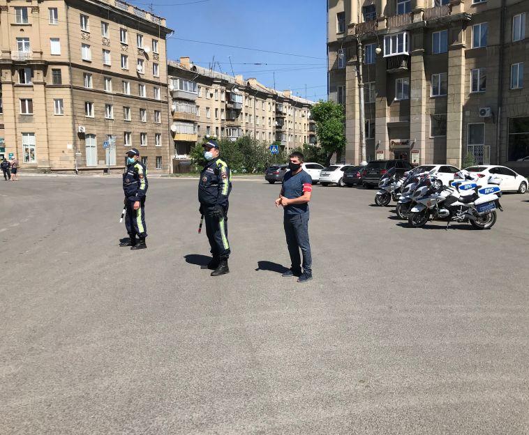 ВГосавтоинспекции подвели итоги профилактического мероприятия «Мотоциклист»
