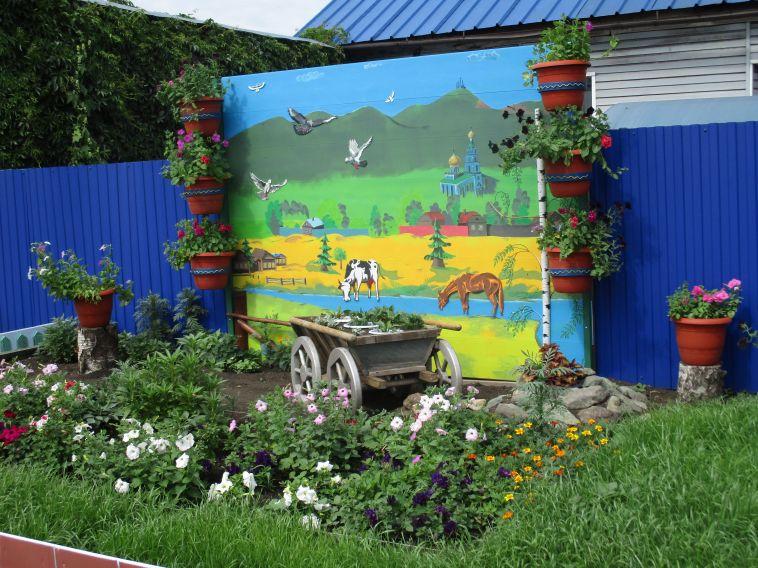В Магнитогорске выберут самую лучшую клумбу и двор