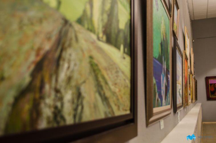 В Магнитогорской картинной галерее открывается выставка «День города»