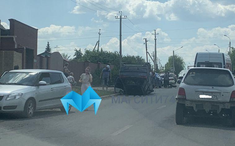 Тройное ДТП на Калмыкова устроил пьяный водитель