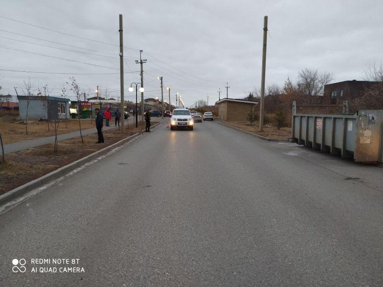 Уехал выбросить мусор, а попал в больницу. В одном из городских посёлков произошло ДТП с участием ребёнка