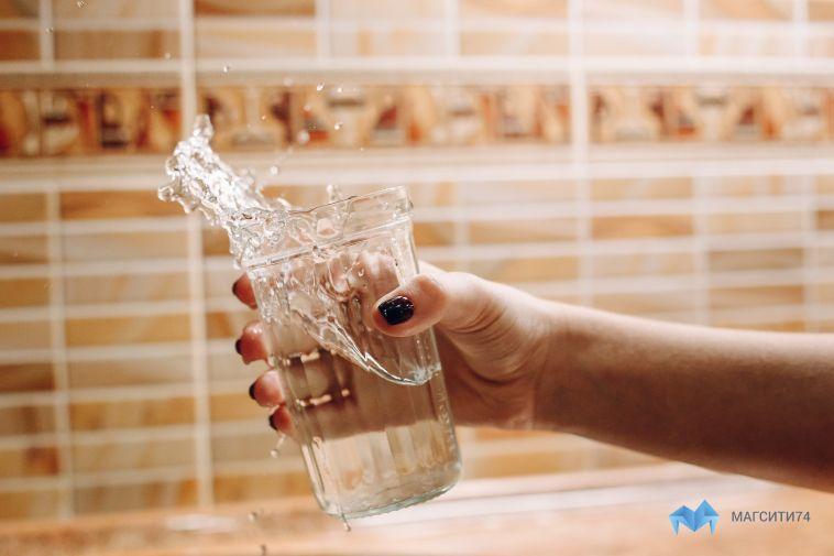 В Магнитогорске удалось в два раза уменьшить долю потерь питьевой воды