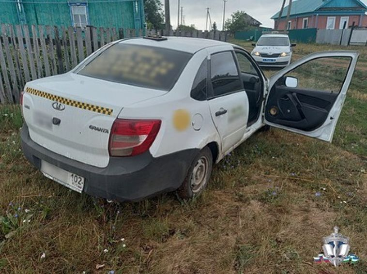 Два жителя Башкирии вызвали такси, чтобы ограбить и убить водителя