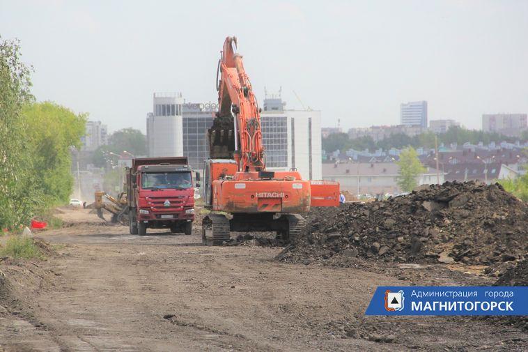 ВМагнитогорске появится еще одна широкополосная дорога