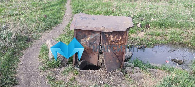 Ручей возле парка «Южный» засыпали, хотя вмэрии пообещали этого неделать