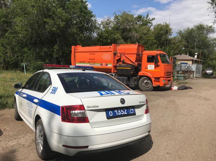 ЦКС сделал заявление после трех смертельных ДТП с участием мусоровозов