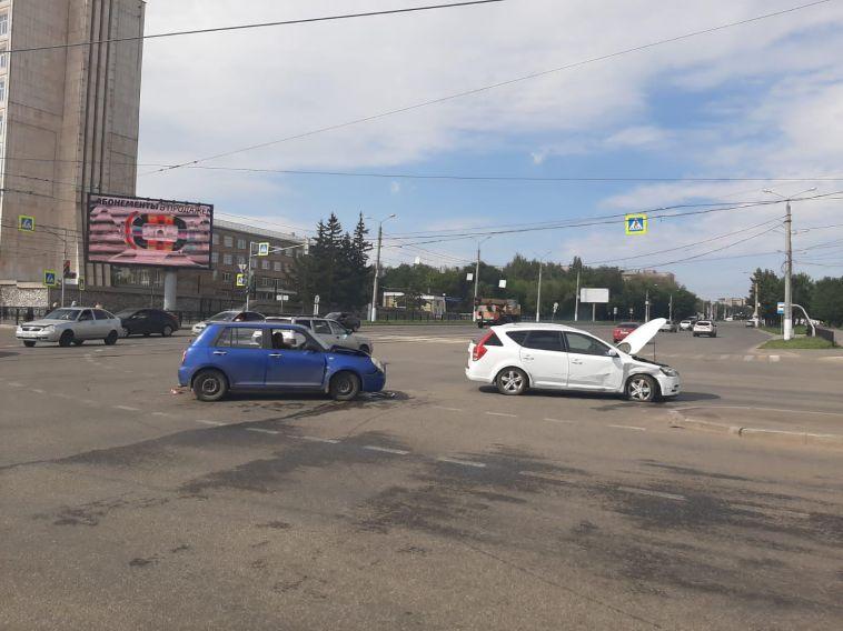 За три дня на дорогах в Магнитогорске пострадали трое