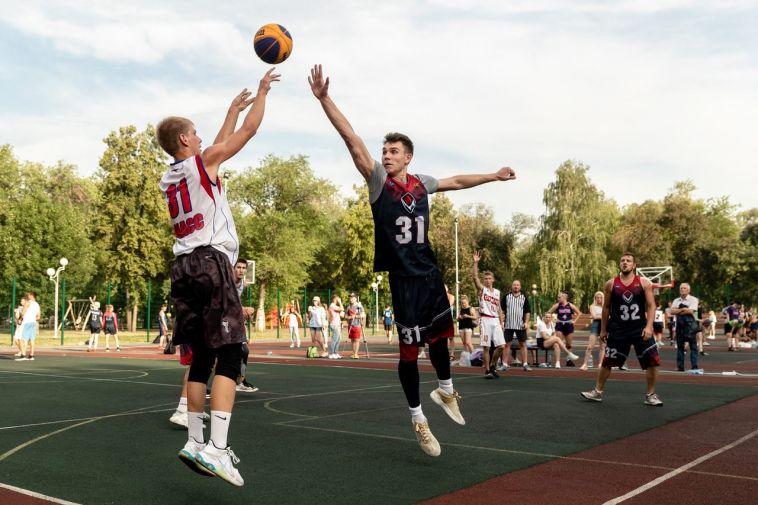 В Магнитогорске пройдут турниры по баскетболу «3х3»