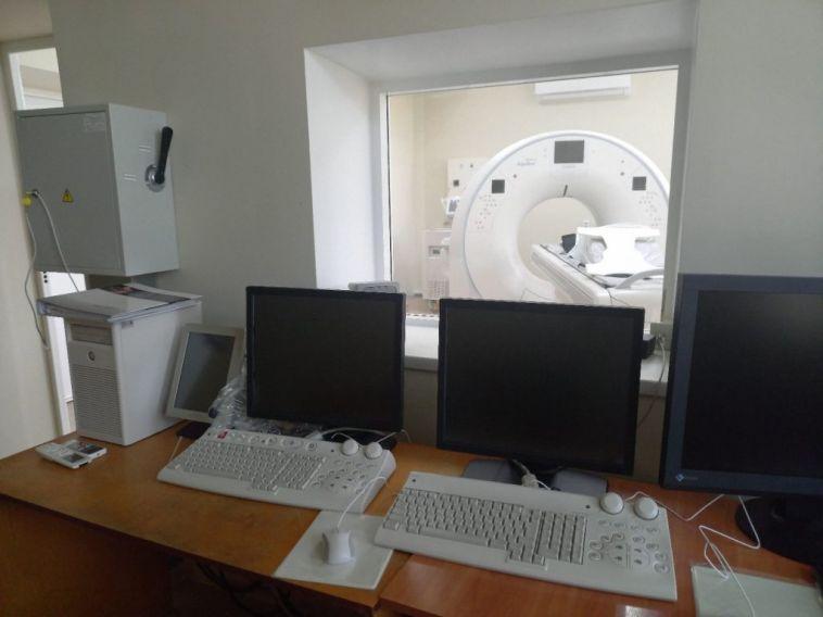 ВМагнитогорске вдетской больнице установили компьютерный томограф