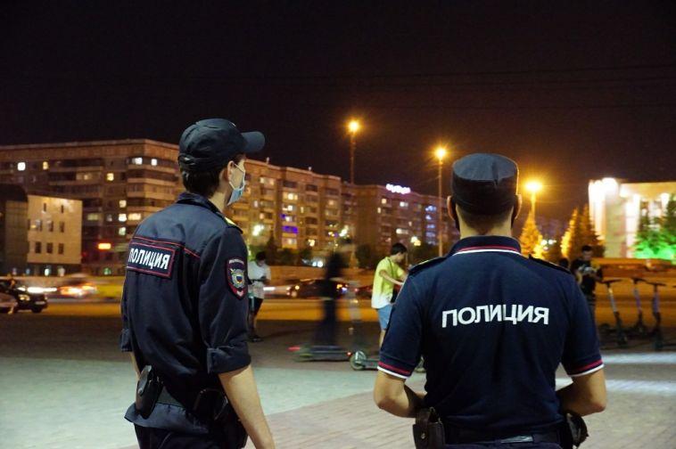 ВМагнитогорске сотрудники полиции за«Ночь» раскрыли 50 преступлений