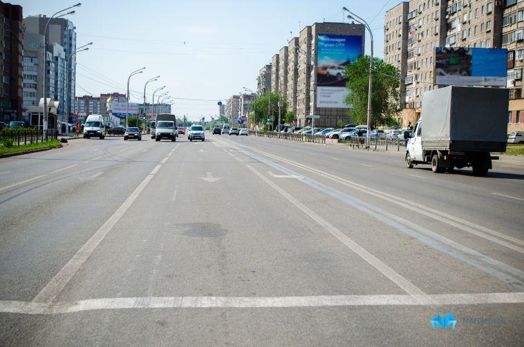 В Магнитогорске продолжаются ремонты дорог