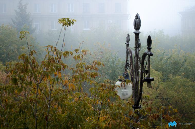 Пришла настоящая осень! Нас ждут дожди и похолодание