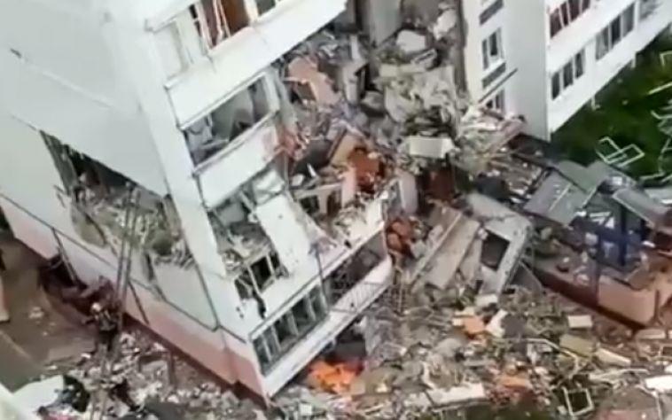 Число погибших при взрыве газа в Подмосковье выросло до семи