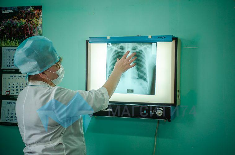 В Магнитогорске за сутки около 50 новых случаев заболевания