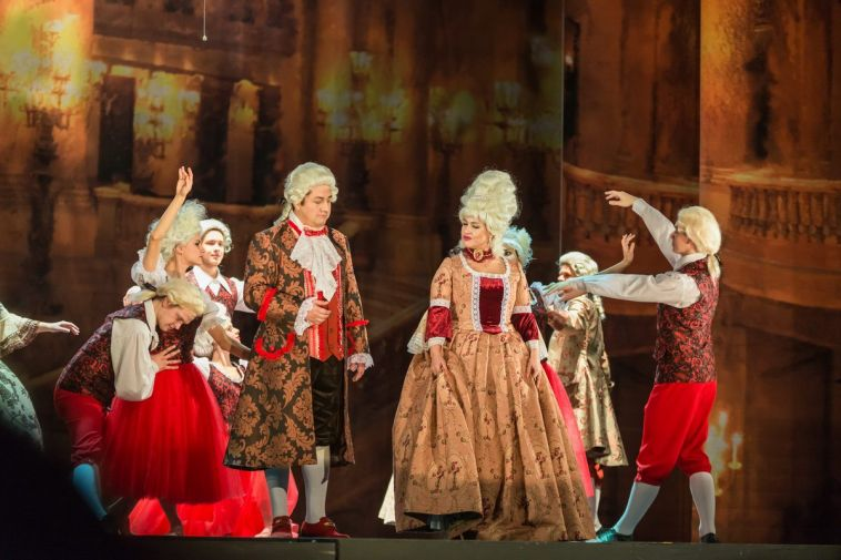 В Магнитогорском оперном театре открывается новый сезон