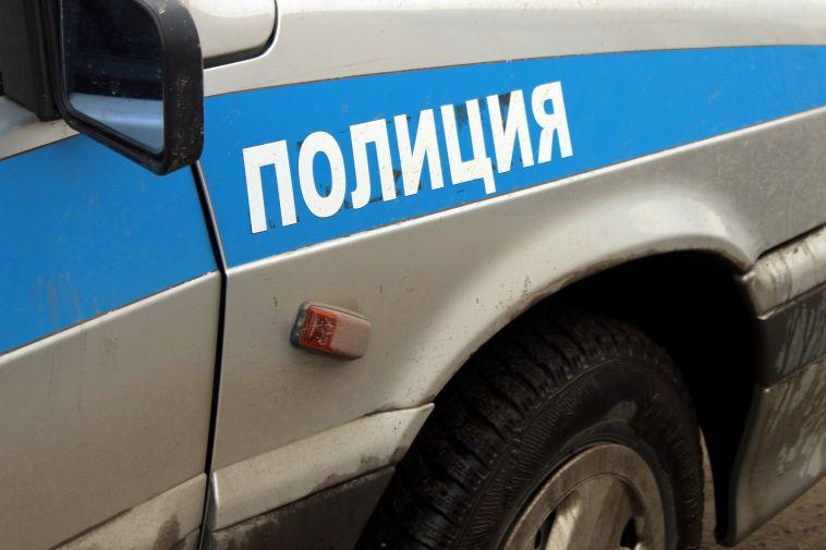 В Воронежской области неизвестный проник в отдел полиции и ранил человека