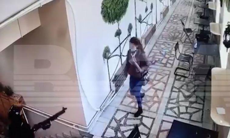 Появилось видео, как пермский стрелок убивал студентов