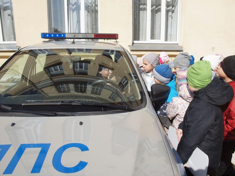 В Магнитогорске продолжается акция «Неделя безопасности»