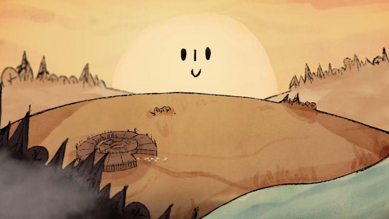 Челябинский мультфильм «Сказ обАркаиме» участвует вмеждународном кинофестивале