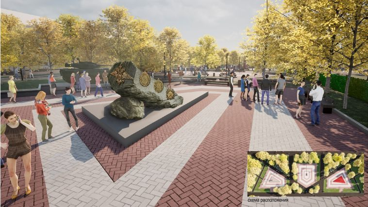 Студенты МГТУ помогают в разработке общественных городских пространств