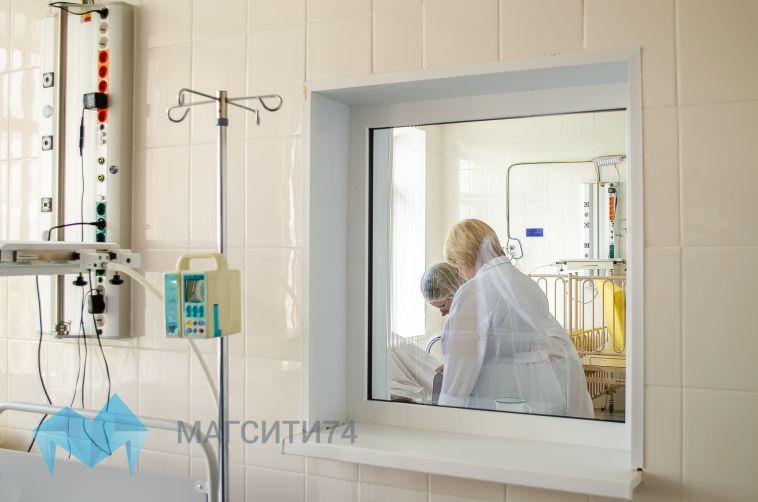 Число мест в ковидных госпиталях Магнитогорска приближается к максимуму с начала пандемии