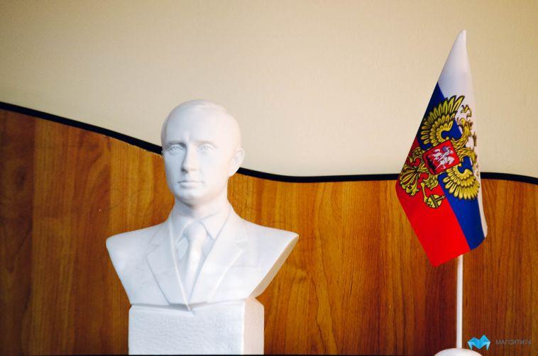 Владимир Путин вышел из самоизоляции