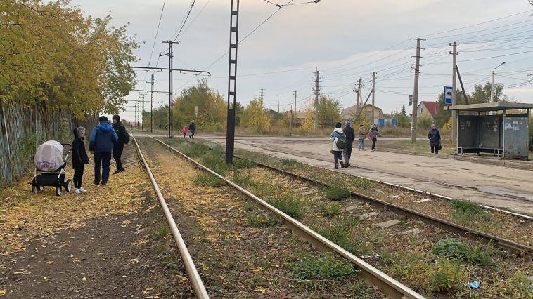 В Магнитогорске обнаружили самый опасный путь для школьников