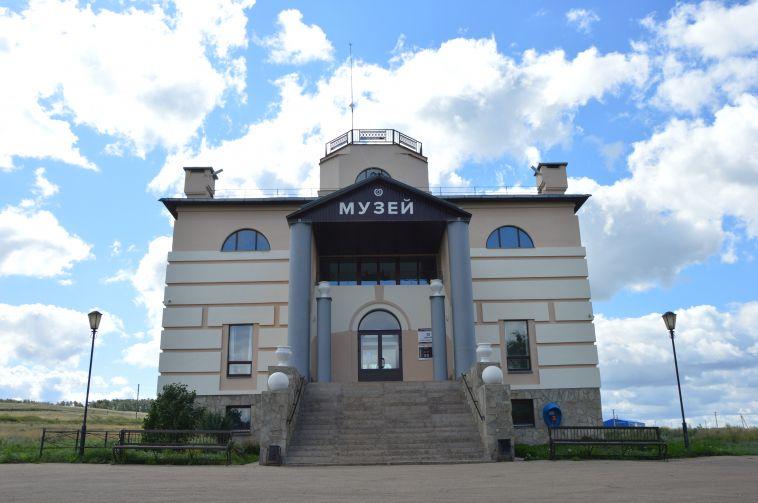 Музей в Аркаиме закрывается до следующего года