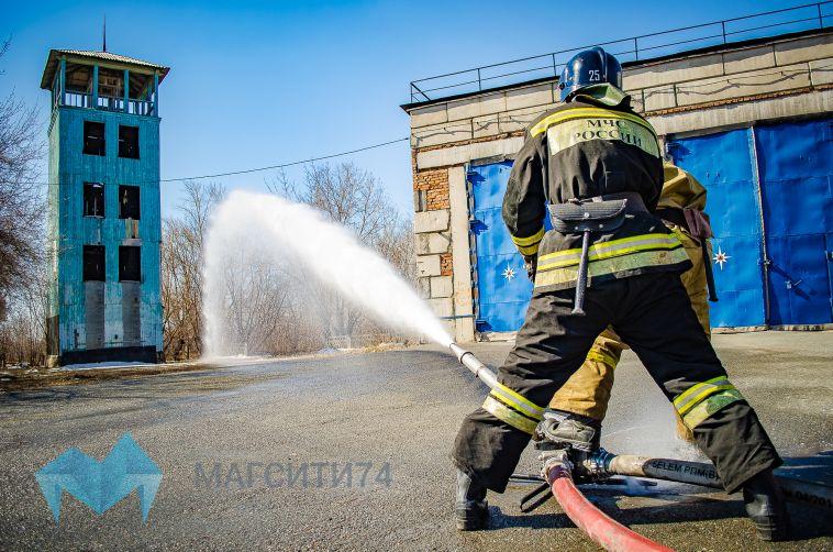 Знатоки истории пожарной охраны. Магнитогорцев приглашают поучаствовать в онлайн-квесте