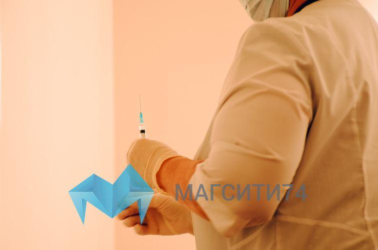 Медики Челябинской области будут получать премии закаждого привитого отCOVID-19