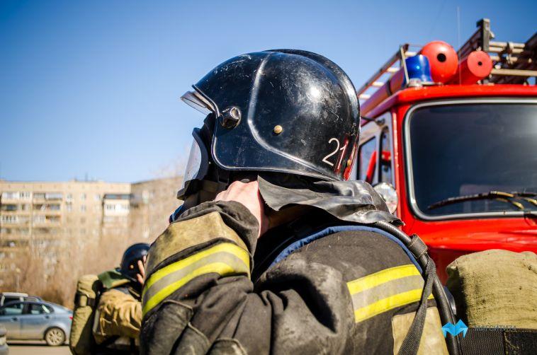 За несколько дней в Магнитогорске и его окрестностях произошло четыре пожара