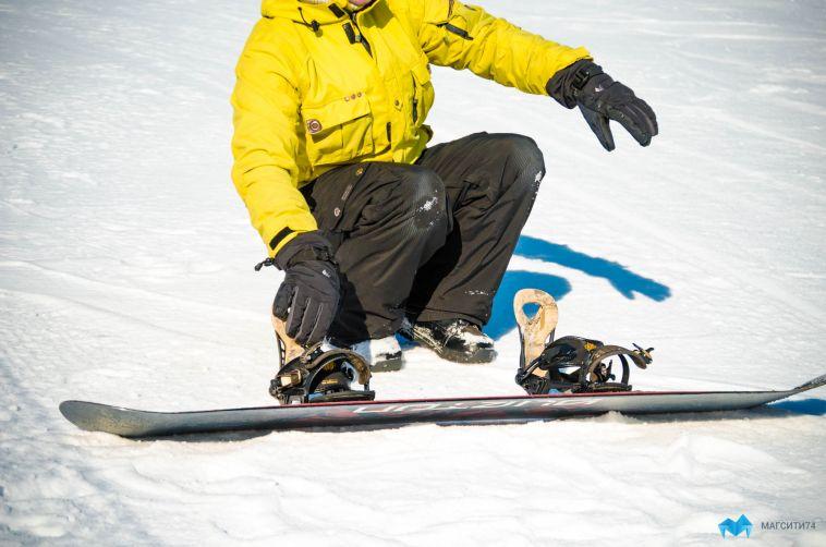На Южном Урале пройдет Этап Кубка мира по сноуборду