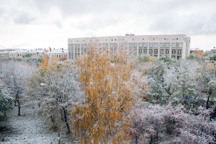Завтра в Магнитогорске вновь ожидается снег с дождём