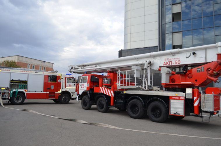 ВМагнитогорске сотрудников МЭК эвакуировали