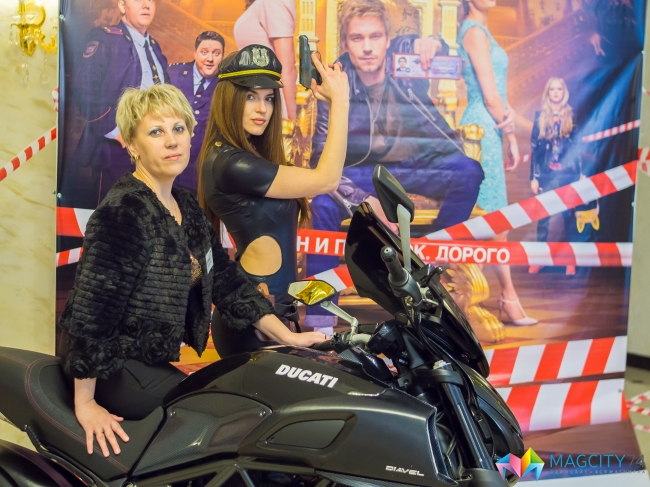 Порно фото сериала полицейский с рублевки
