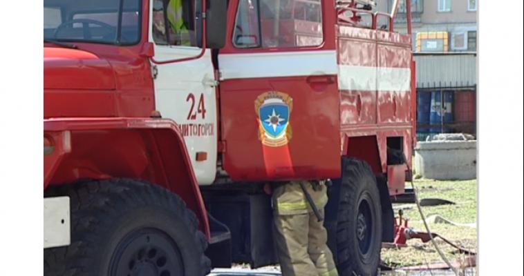 З8 человек спасено в Челябинской области