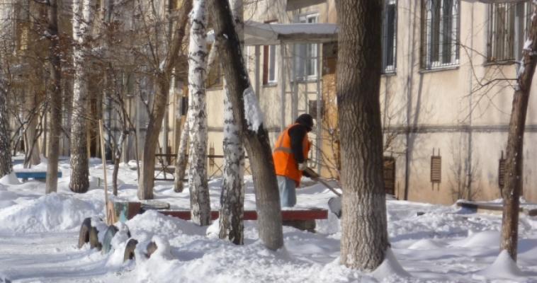 В Магнитогорске установят памятник дворнику