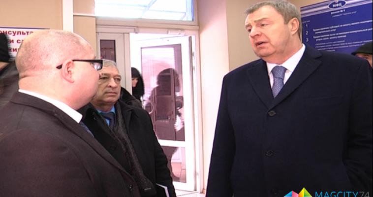 Виталий Бахметьев знакомится с городом