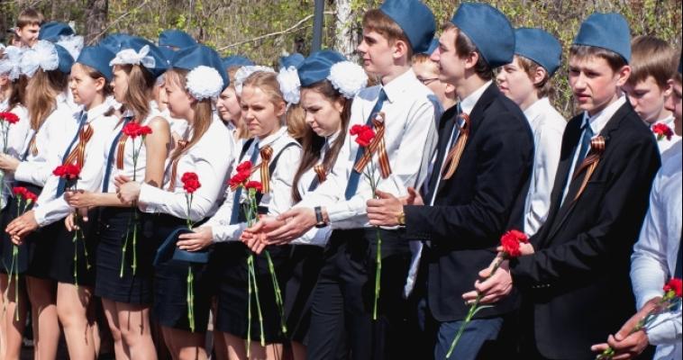 В ближайший месяц пройдёт около 150 военно-патриотических мероприятий